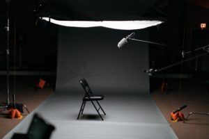 Shooting Studio photo video